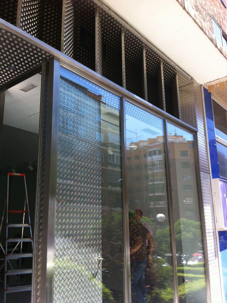 Acondicionamiento y licencias de apertura de una galería de arte en Madrid
