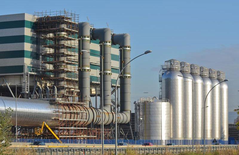 auditoría y certificación energética de naves, edificios y locales comerciales en Madrid - Instalación microgeneración