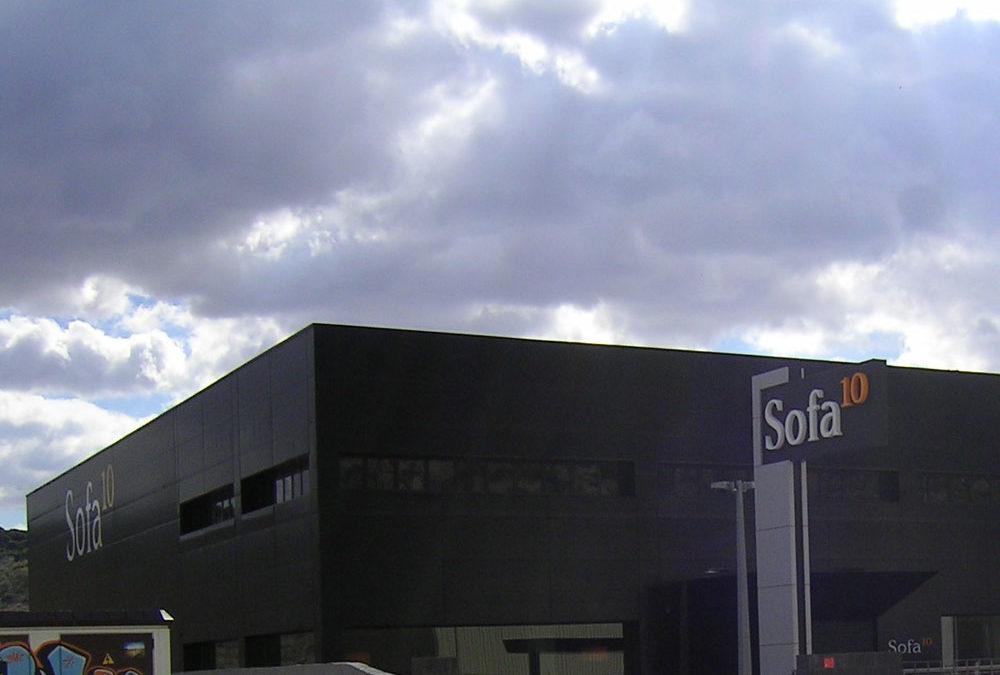 Construcción de una nave industrial y oficinas en Madrid (Aranjuez) – Metrobuilding