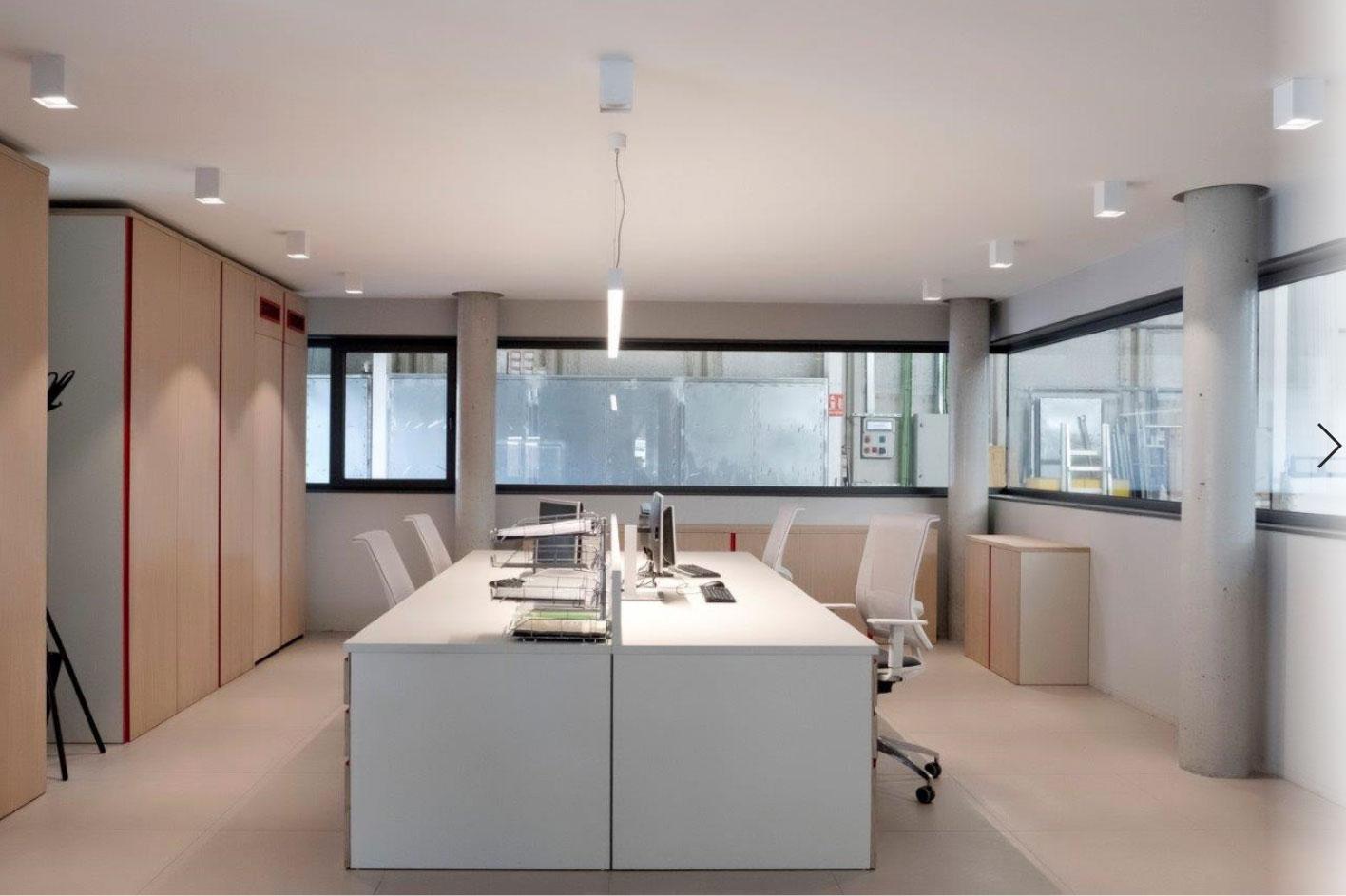 construcción de edificios de oficinas en Madrid